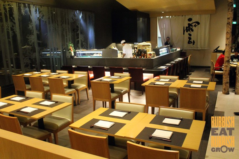 kumo japanese kaiseki restaurant singapore price