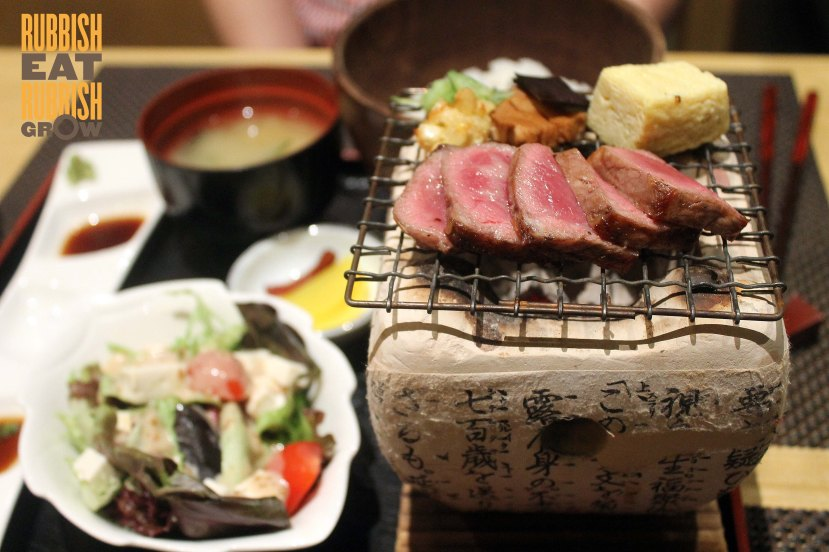 Kumo Japanese Singapore review