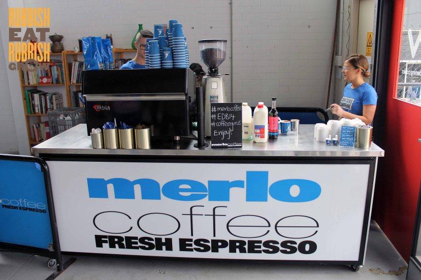 Merlo Coffee EDB14