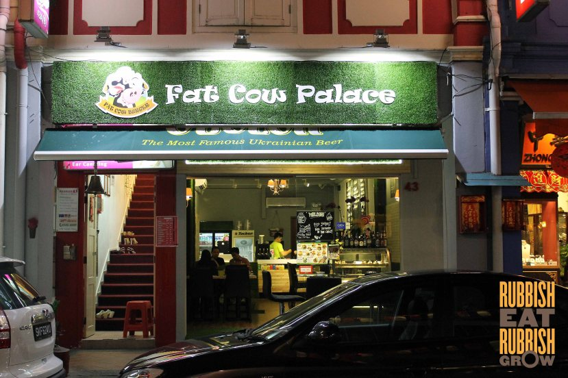 fat cow palace chinatown review