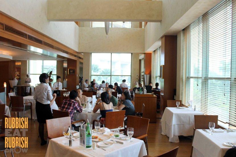 Pontini Italian Restaurant Singapore Review