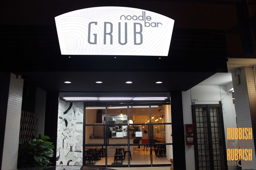 Grub Noodle Bar Singapore Review