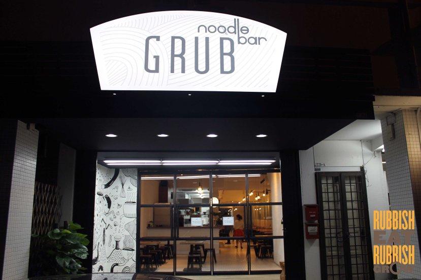 Grub Noodle Bar Singapore Review