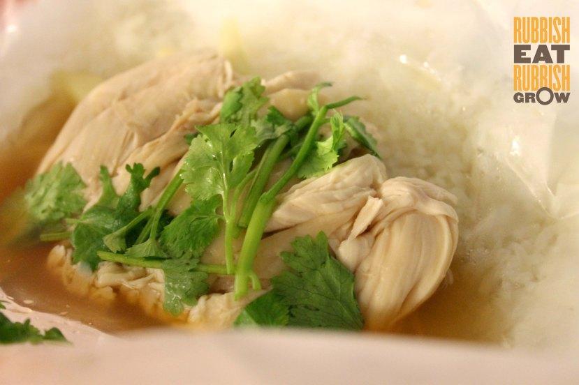 Hainanese Delicacy's Hainanese Boneless Chicken Rice
