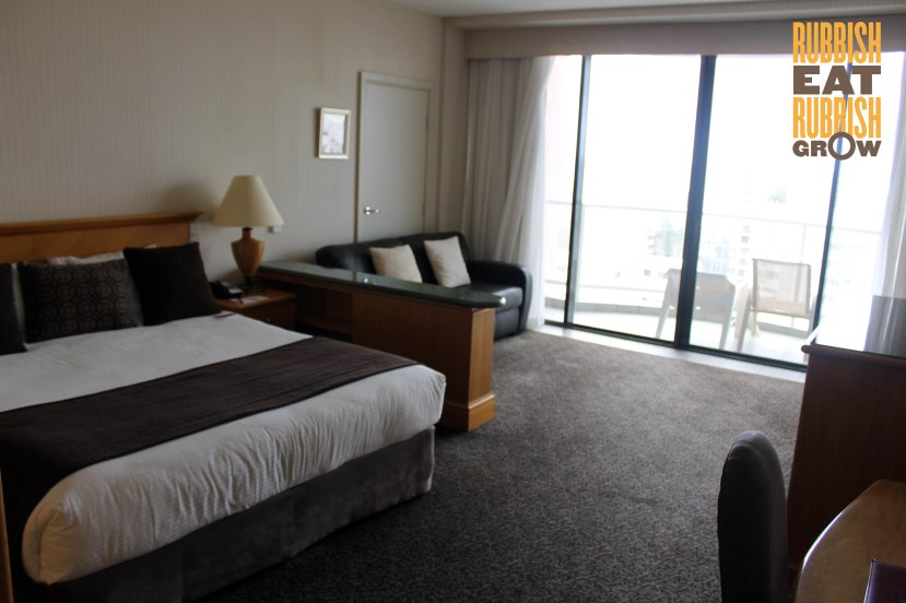 Crowne Plaza Gold Coast Review