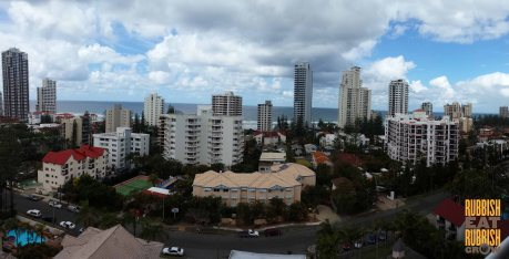 where to stay at gold coast australia