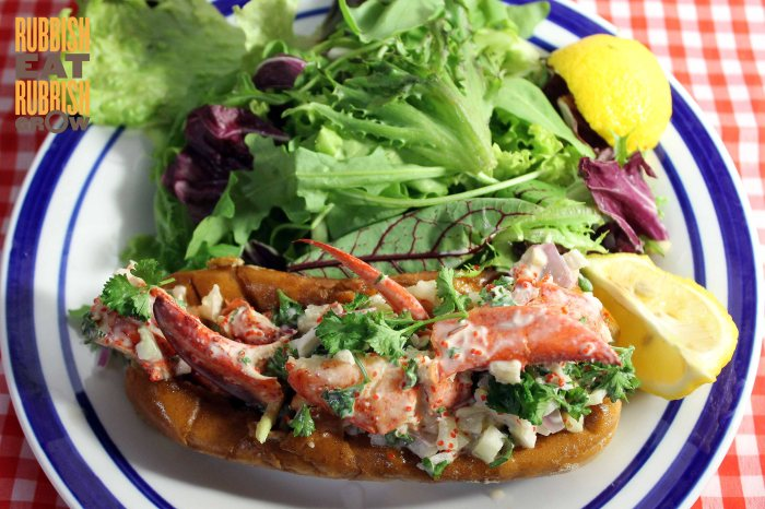 $13 Lobster Roll Recipe in 5 Minutes: You're Welcome! Saved You $60 and a Pang of Sim Tiah ...