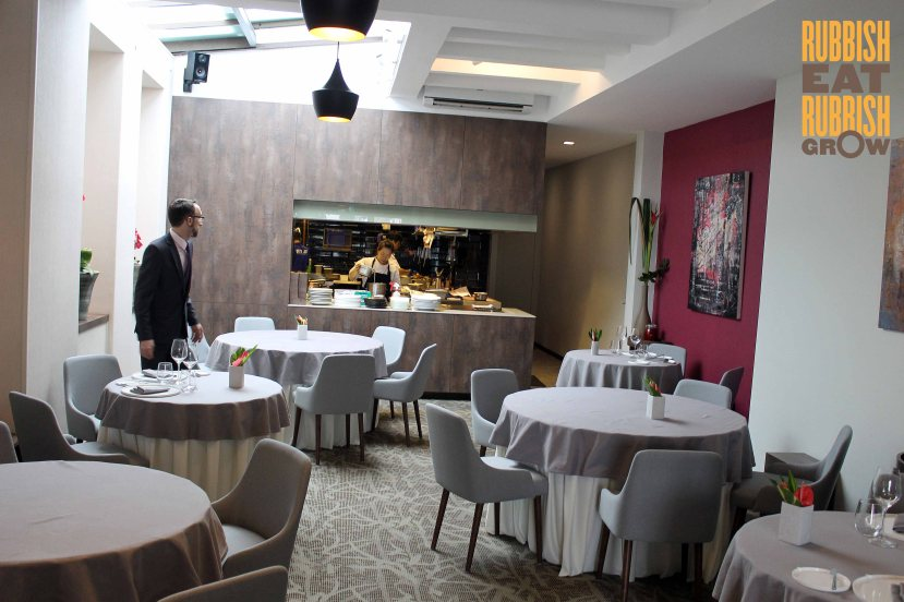 Rhubarb Le Restaurant Duxton Hill Review