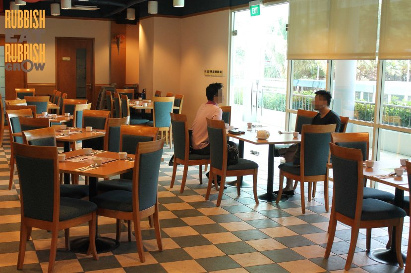 the restaurant singapore poly graduates guild review