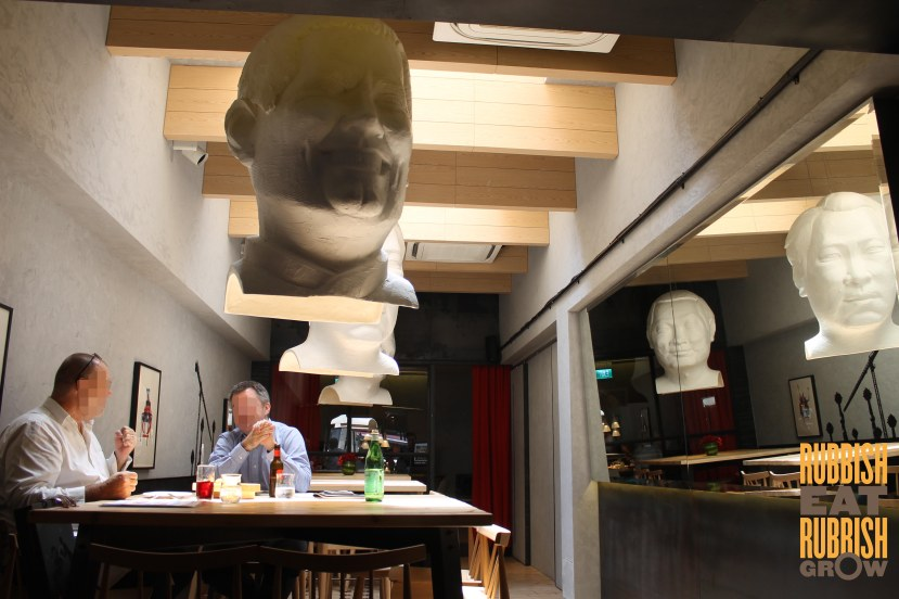 FOC restaurant singapore review