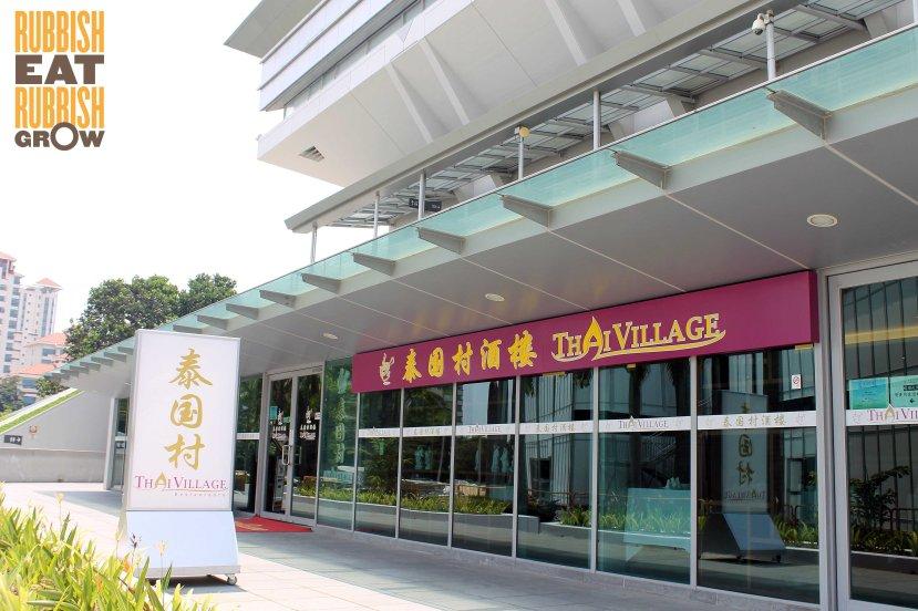 thai village singapore indoor stadium review
