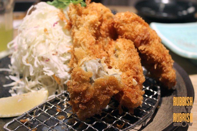 Tonzaemon CHIJMES menu