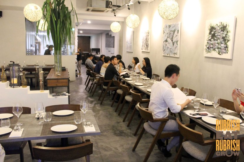 Sela restaurant singapore review