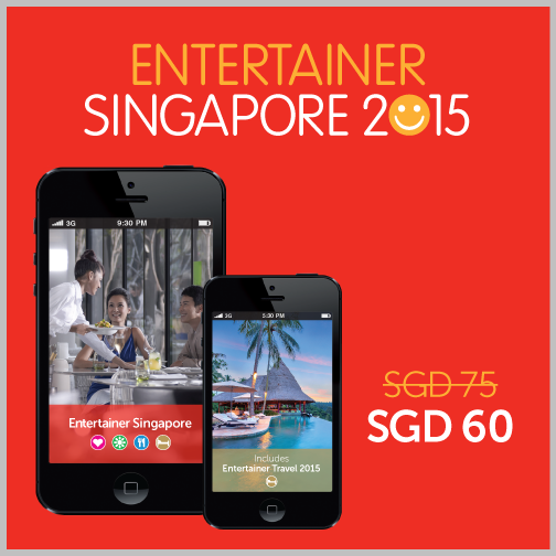 the entertainer app singapore 2015