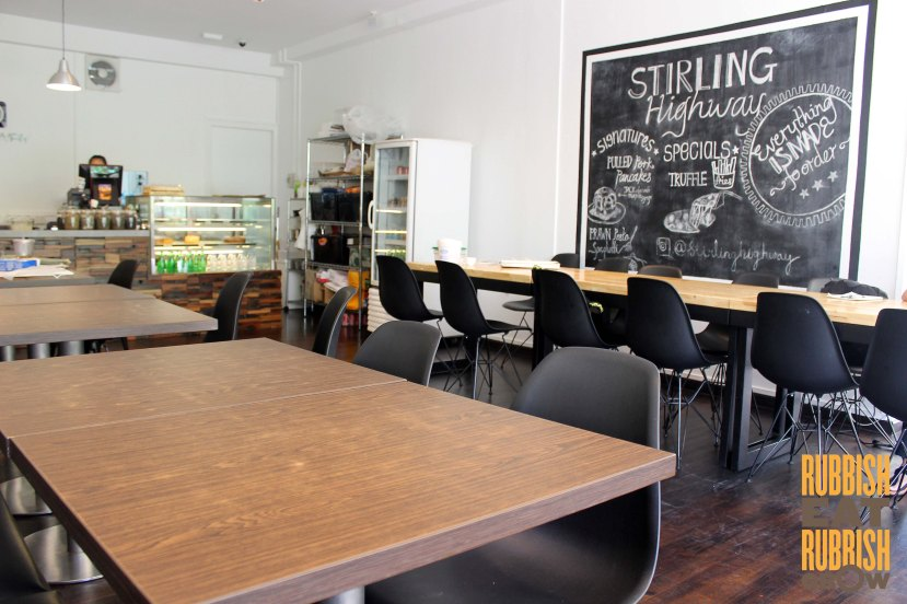 stirling highway cafe singapore review