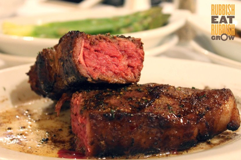 Ruth Chris Steakhouse Singapore price