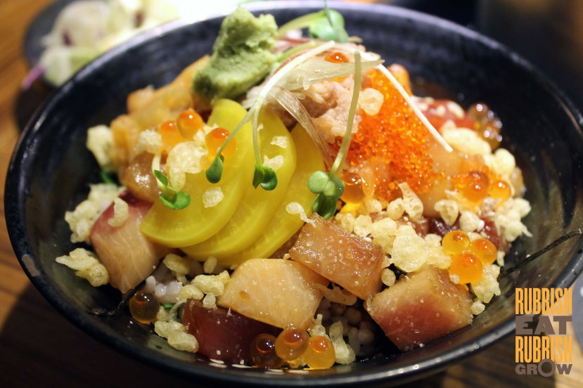 koji sushi bar singapore price