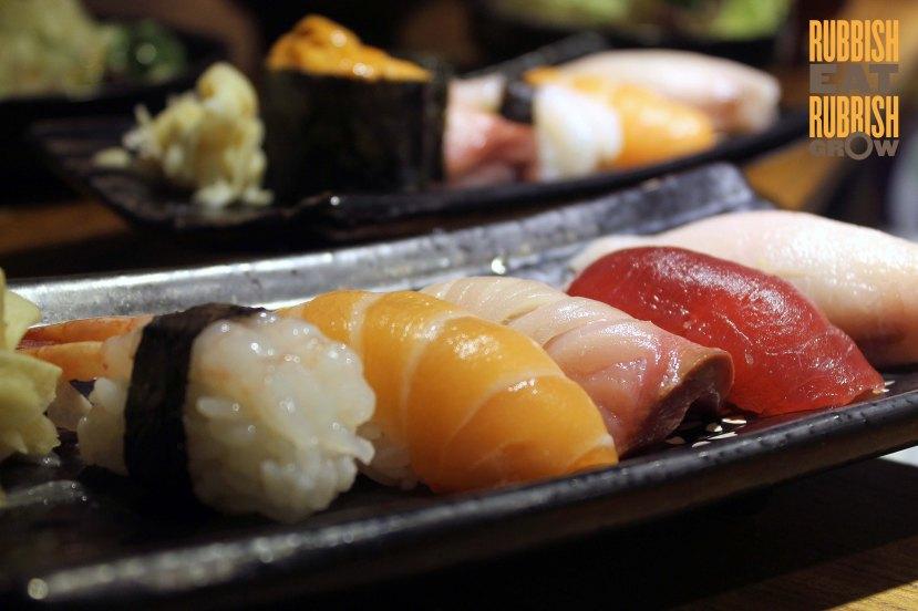 koji japanese restaurant SG