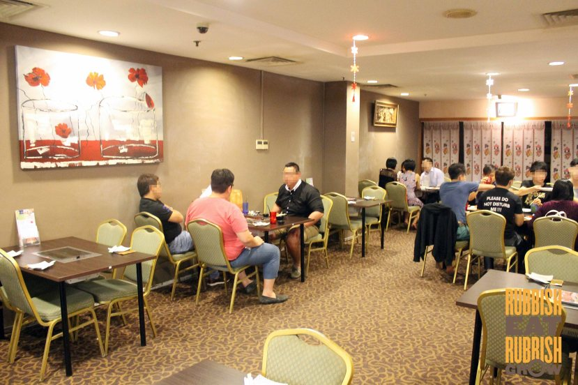 tenkaichi buffet singapore review