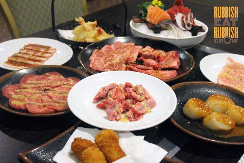 tenkaichi buffet keypoint review