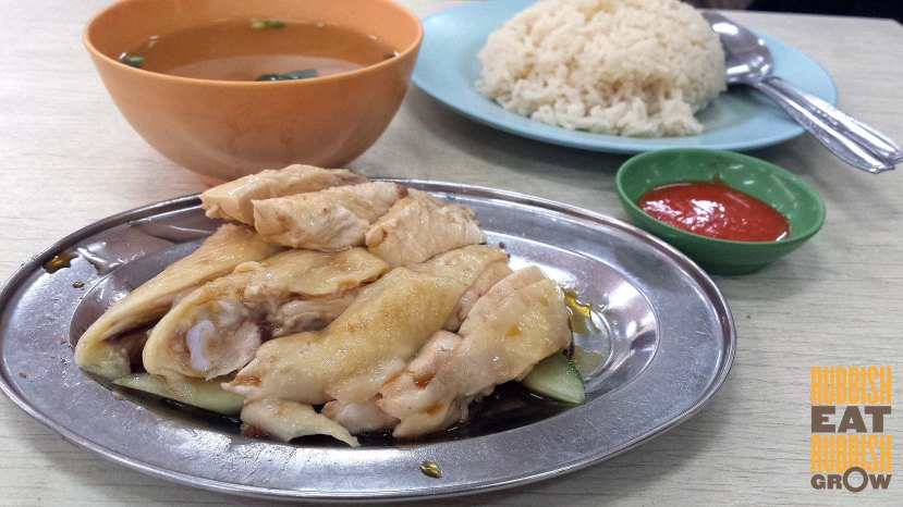 Leong Yeow Famous Waterloo St Hainanese Chicken Rice