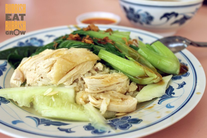Nan Heng Hainanese Chicken Rice