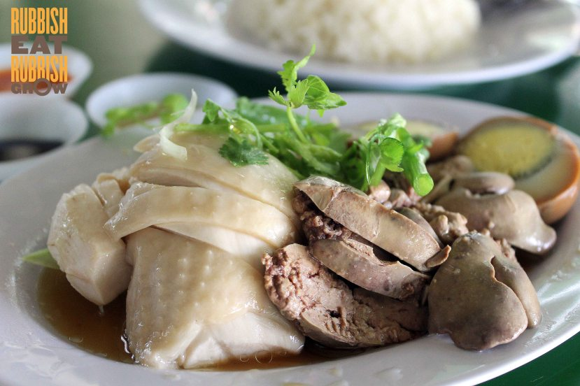 seng heng hainanese boneless chicken rice