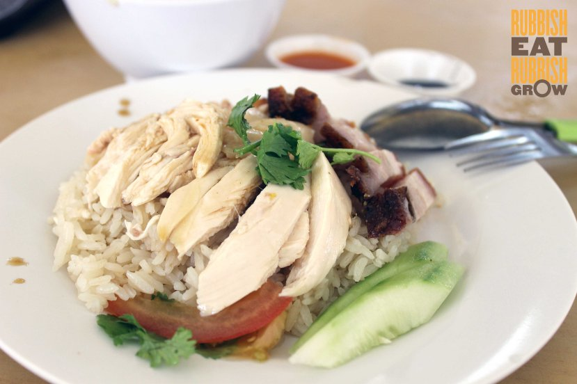 Sheng Kee Hainanese chicken rice