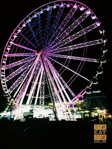 southbank brisbane ferris wheel