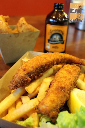 Swampdog Fish & Chips Brisbane