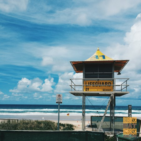 gold coast itinerary