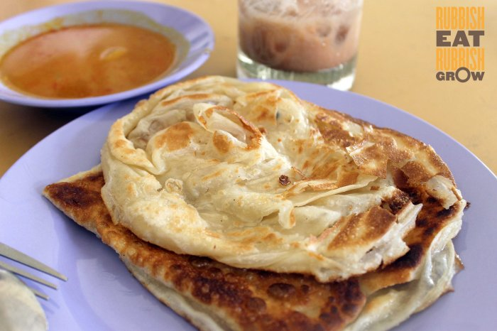 mr and mrs mohgan roti prata shop