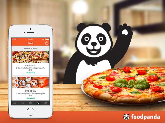 foodpanda singapore