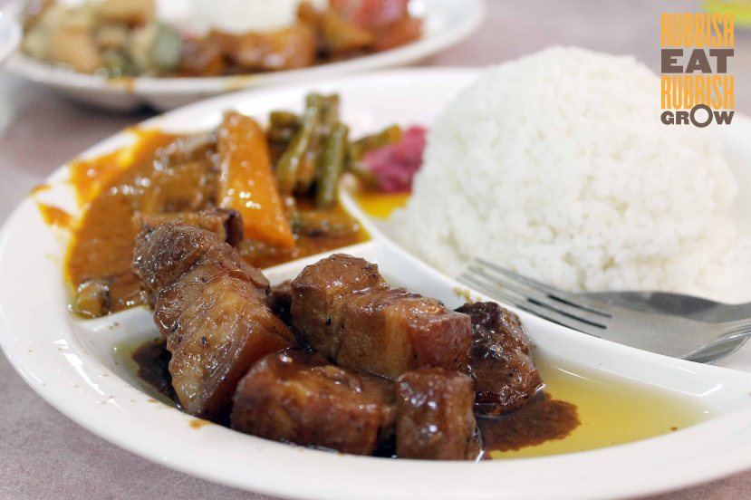kabayan filipino restaurant Singapore price