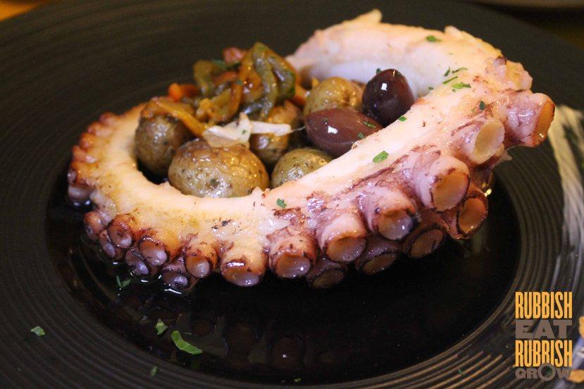 boca Portuguese restaurant tanjong pagar menu