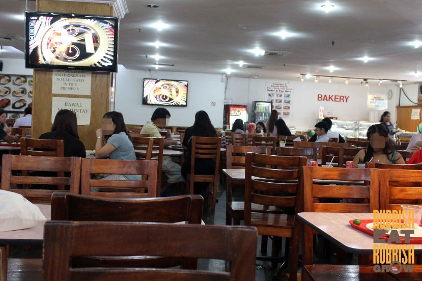 kabayan filipino restaurant lucky plaza review