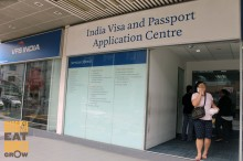 India Visa And Passport Application Centre