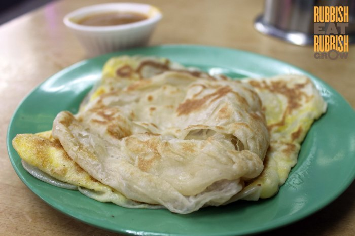 pratas and curries