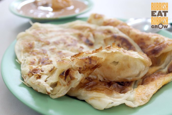 Shenton Way Power Prata