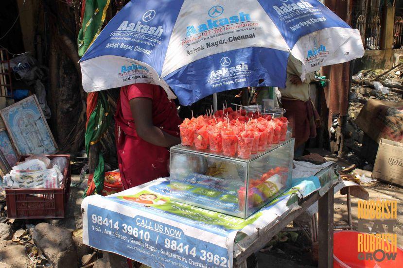 chennai 01 - roadside stall