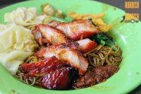 Lucky Wanton Noodle