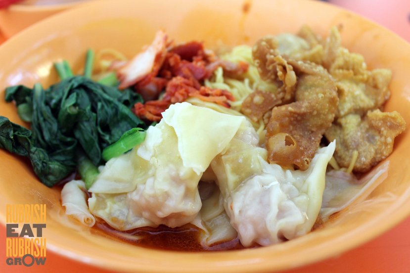 Poh Kee Traditional Wanton Noodle