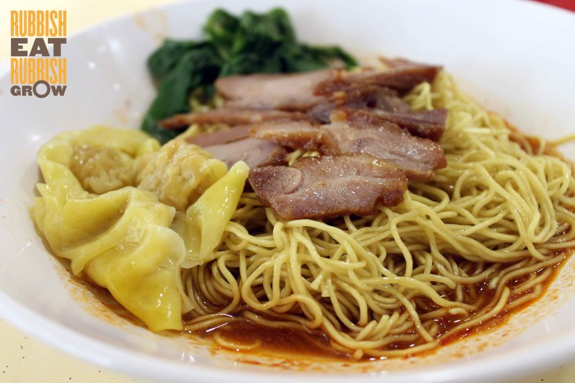 Red Ring Wanton Mee