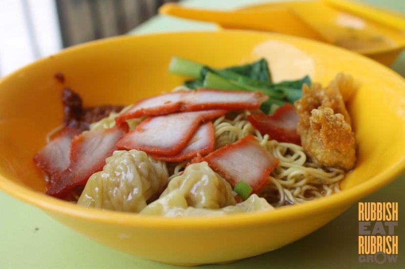 Tanjong Rhu Wanton Noodle