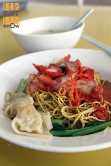 Yi Shu Jia Wanton Mee