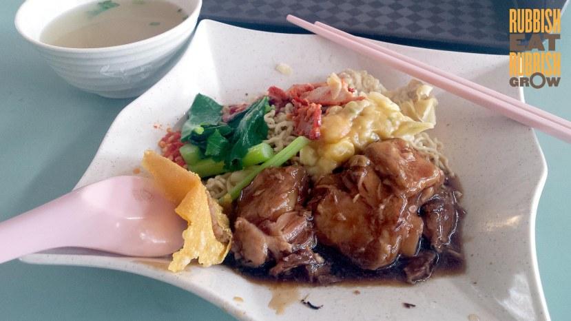 Yummy Sarawak Kolo Mee 砂捞越哥捞面