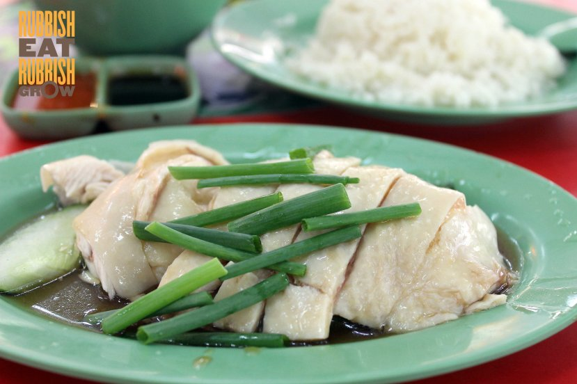 bugis ming kee chicken rice bishan