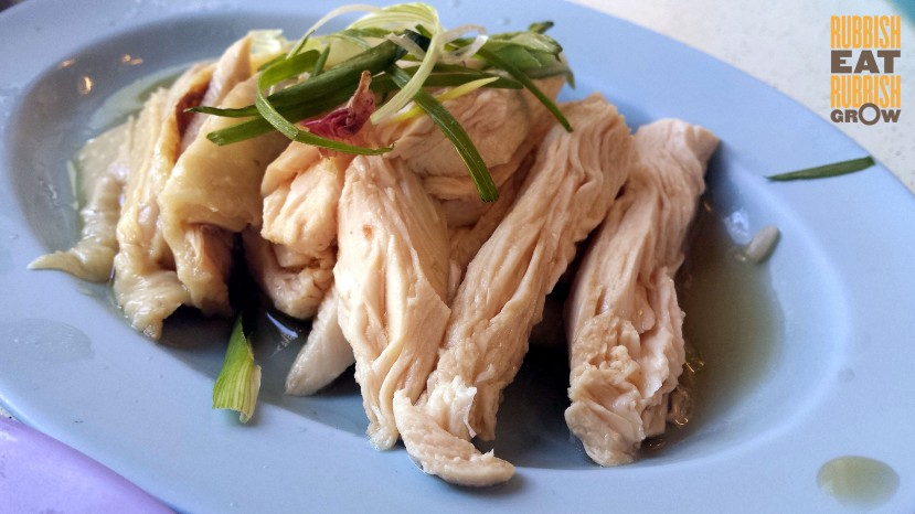 Fook Seng Goldenhill Chicken Rice 福成金山鸡饭