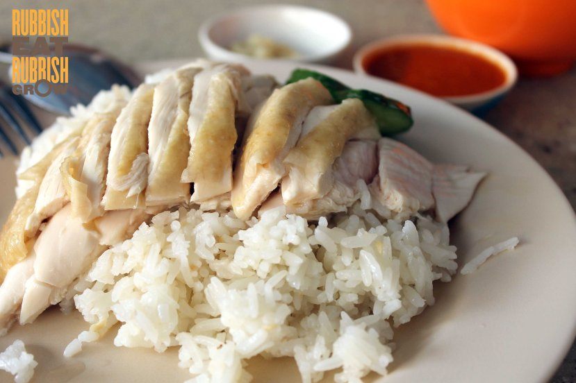 Heng Lee Hainanese Chicken Rice