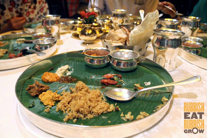 Dakshin Sheraton Park Hotel chennai review